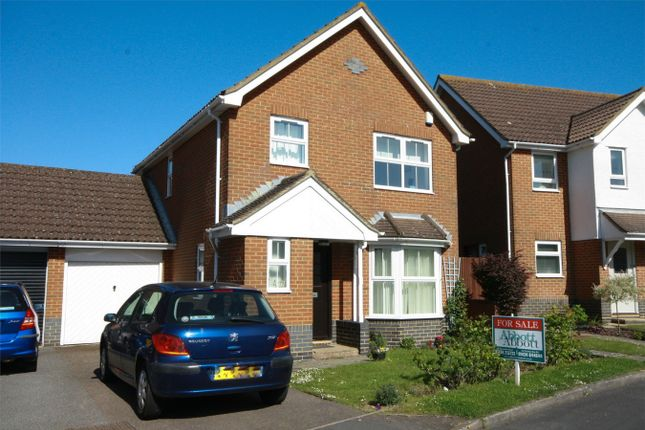 Thumbnail Detached house for sale in Gainsborough Road, Bexhill-On-Sea
