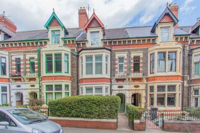 Thumbnail Property for sale in Llandaff Road, Pontcanna, Cardiff