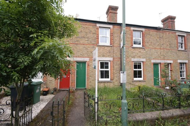 Thumbnail Terraced house to rent in Tower Lane, Bearsted, Maidstone
