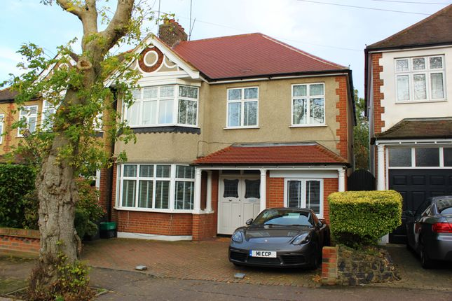 Thumbnail Semi-detached house for sale in Cavendish Avenue, Woodford Green