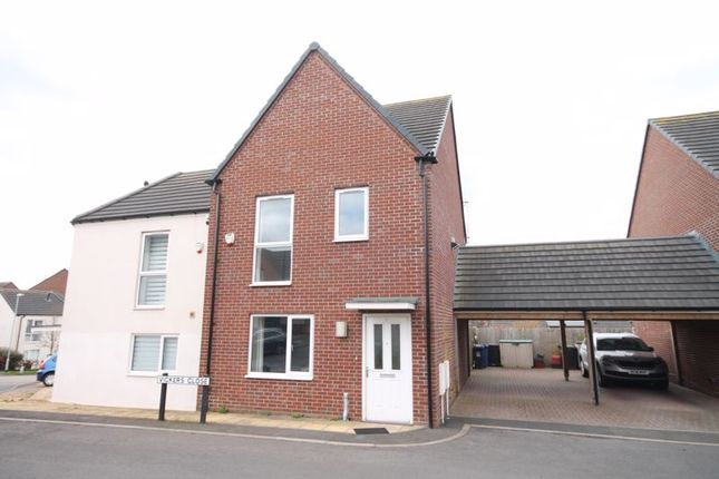 3 bed semi-detached house for sale in Vickers Close, Newcastle-Under-Lyme ST5