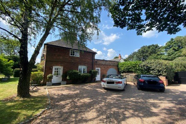 3 bed cottage to rent in Coach Houses, Burton-On-Trent DE13