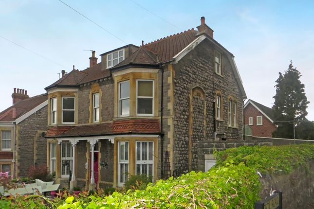Thumbnail Flat for sale in Eastcombe Road, Weston Super Mare