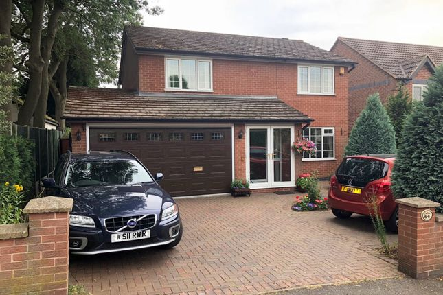 Thumbnail Detached house for sale in Monument Lane, Codnor Park, Derbyshire