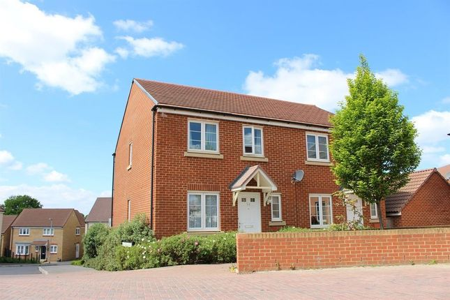 Thumbnail Semi-detached house to rent in Collingwood Road, Yeovil