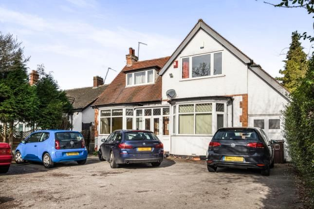 Thumbnail Detached house for sale in Blossomfield Road, Solihull, West Midlands, England