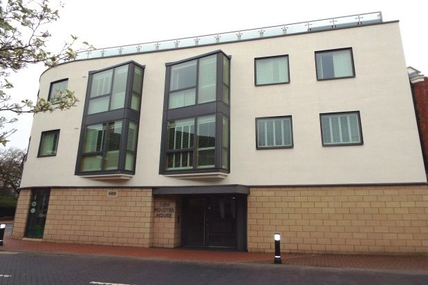 Thumbnail Flat to rent in New Minster House, Lichfield