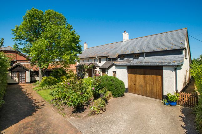 Thumbnail Detached house for sale in Clyst St. Mary, Exeter
