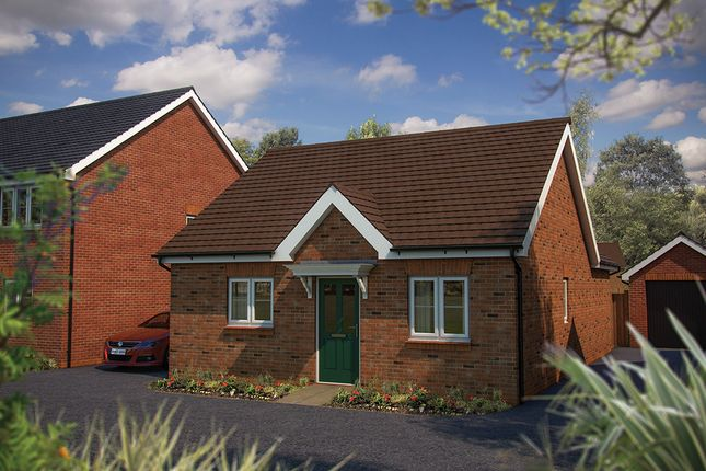 "Thumbnail Bungalow for sale in ""The Shenstone"" at Stonebow Road, Drakes Broughton, Pershore"