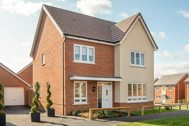 "Thumbnail Detached house for sale in ""The Aspen"" at Mcnamara Street, Longhedge, Salisbury"