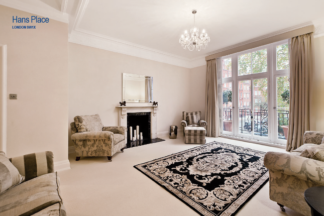 Thumbnail Flat for sale in Hans Place, London