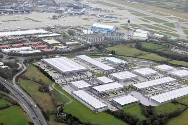 Thumbnail Warehouse for sale in Airport City, Manchester Airport