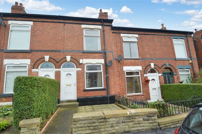 Thumbnail Terraced house to rent in Banks Lane, Offerton, Stockport, Cheshire