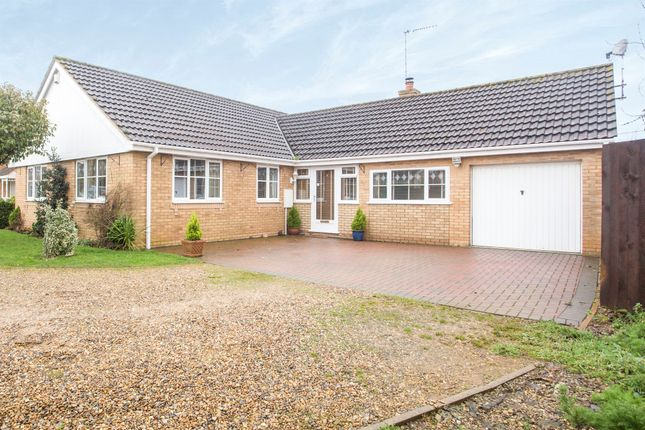 Thumbnail Detached bungalow for sale in Perkin Field, Terrington St. Clement, King's Lynn