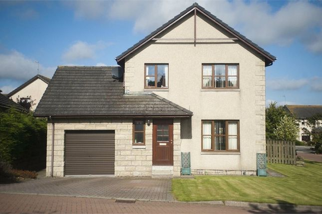 Thumbnail Detached house for sale in Bruce Brae, Longside, Peterhead, Aberdeenshire