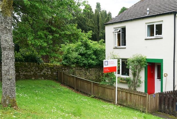 End terrace house for sale in The Firs, Alston, Cumbria.