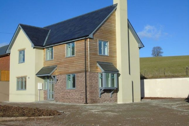 Thumbnail Detached house for sale in Studland, Welsh Newton, Monmouth