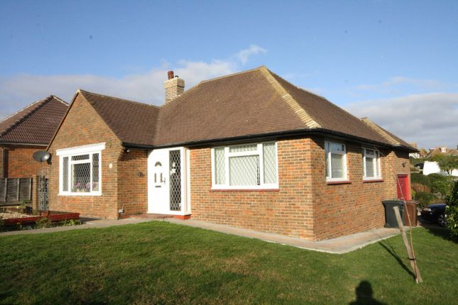 Thumbnail Detached bungalow for sale in Seabourne Road, Bexhill On Sea