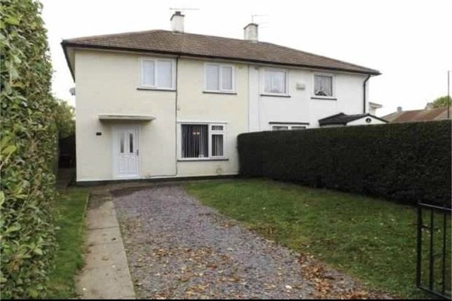 Thumbnail Semi-detached house for sale in Jossey Lane, Doncaster, South Yorkshire