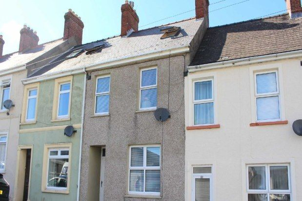 Thumbnail Property to rent in Hakin, Milford Haven