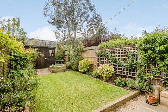 Garden of Arlington Road, Teddington TW11