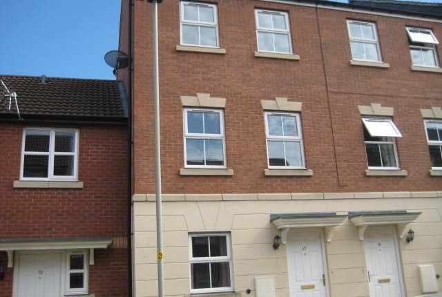 Thumbnail Terraced house to rent in Timble Road, Hamilton, Leicester