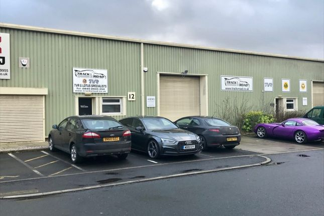 Thumbnail Industrial to let in Deanfield Way, Link 59 Business Park, Clitheroe
