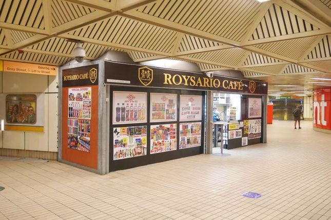 Thumbnail Retail premises for sale in Roysario Cafe, Monument Metro, Newcastle Upon Tyne