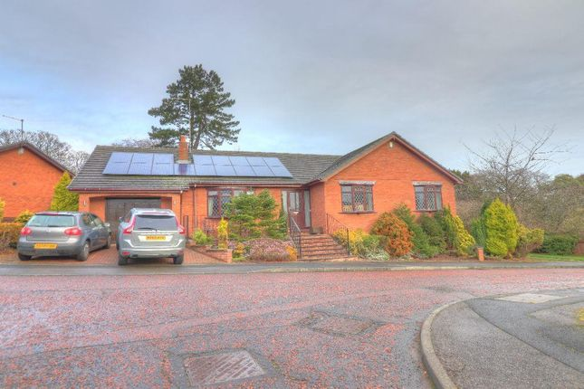 Thumbnail Detached bungalow for sale in Woodland Rise, Doxford Park, Sunderland