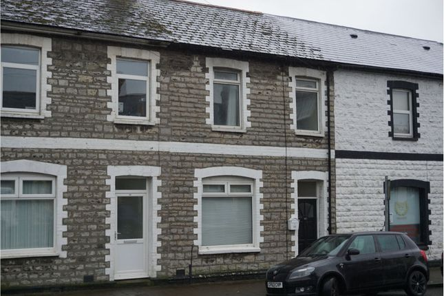 4 bed terraced house for sale in Plassey Street, Penarth CF64
