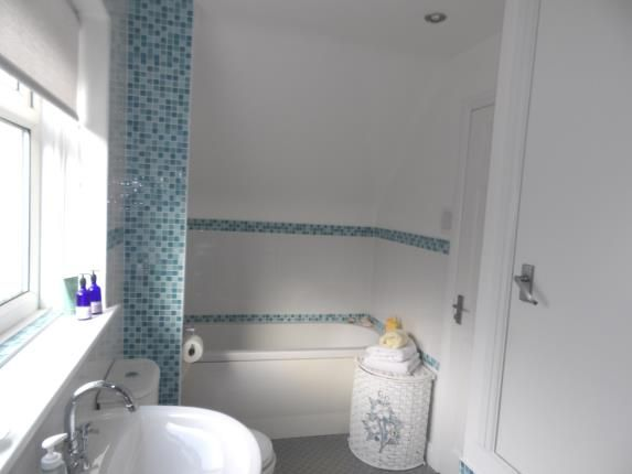 Bathroom of Rostherne Way, Sandbach, Cheshire CW11