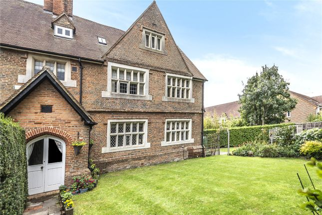 Thumbnail Town house for sale in John Eggars Square, Anstey Road, Alton, Hampshire