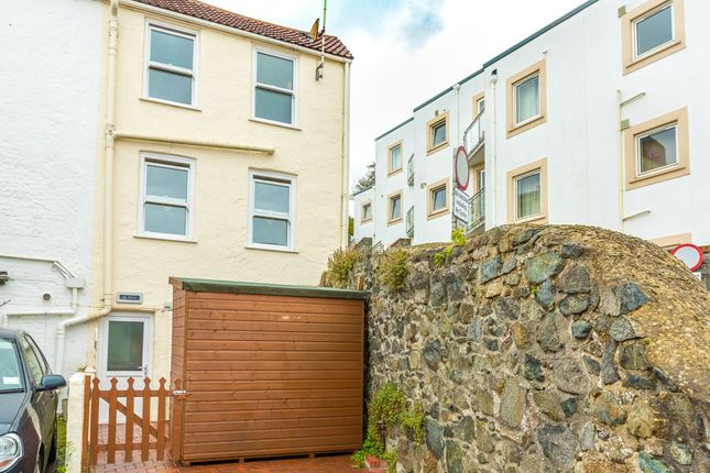 Thumbnail Semi-detached house for sale in Les Cotils, St. Peter Port, Guernsey