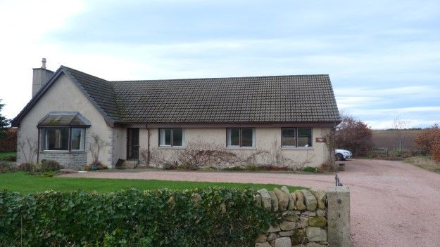 Thumbnail Detached bungalow to rent in Greenrig, Cloves, Alves