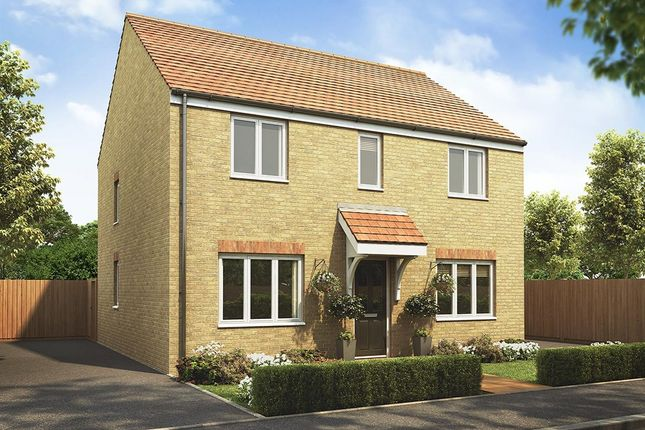 "Thumbnail Detached house for sale in ""The Chedworth"" at Prestwick Road, Dinnington, Newcastle Upon Tyne"
