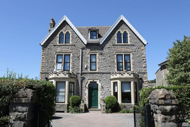Thumbnail Detached house for sale in Princes Road, Clevedon