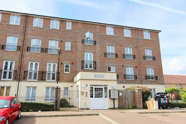 Thumbnail Flat to rent in Gareth Drive, London