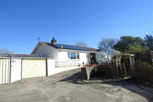 Thumbnail Detached bungalow for sale in Rhydlewis, Llandysul