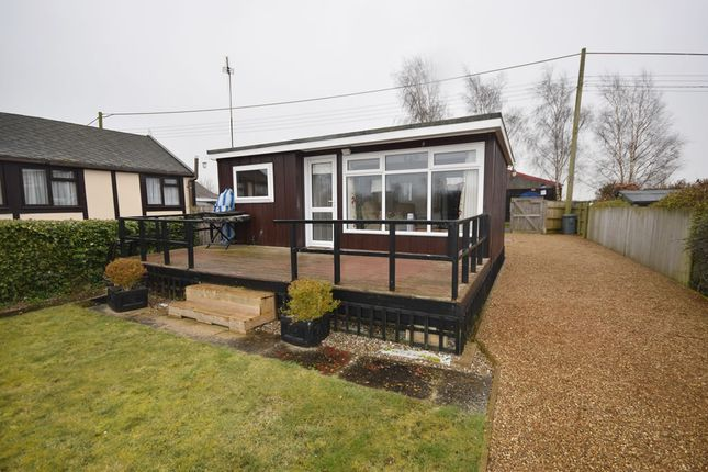 Thumbnail Detached bungalow for sale in Riverside, Brundall