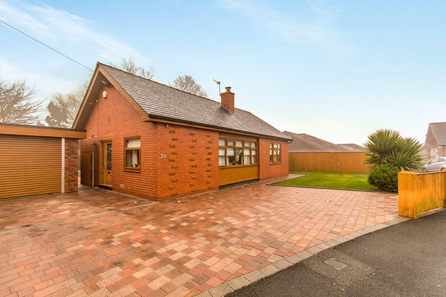 Thumbnail Bungalow for sale in Mayfield Avenue, Farnworth, Bolton