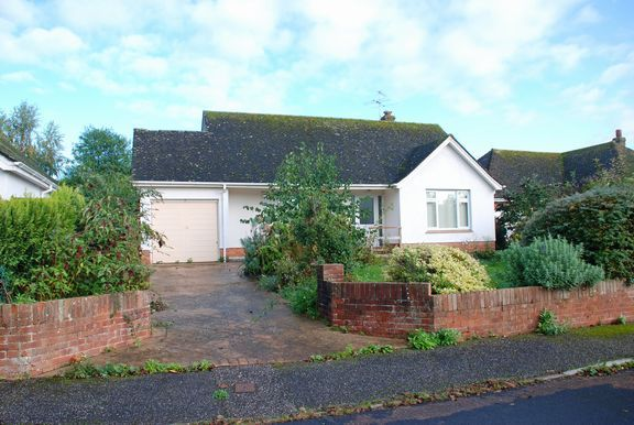 Thumbnail Detached bungalow for sale in Brookside, Sidmouth