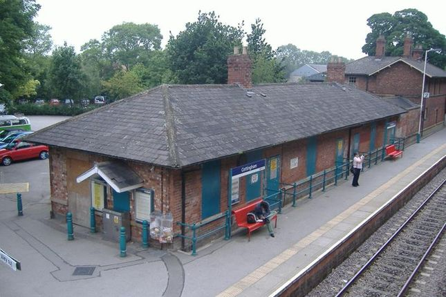 Cottingham of Cottingham Railway Station, Cottingham, North Humberside HU16