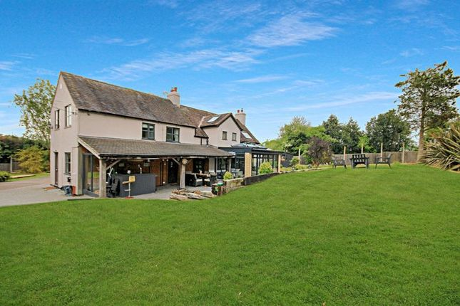 Thumbnail Property for sale in Amerton, Stafford