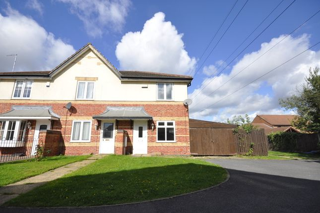 Thumbnail Semi-detached house to rent in Orkney Close, Sinfin, Derby