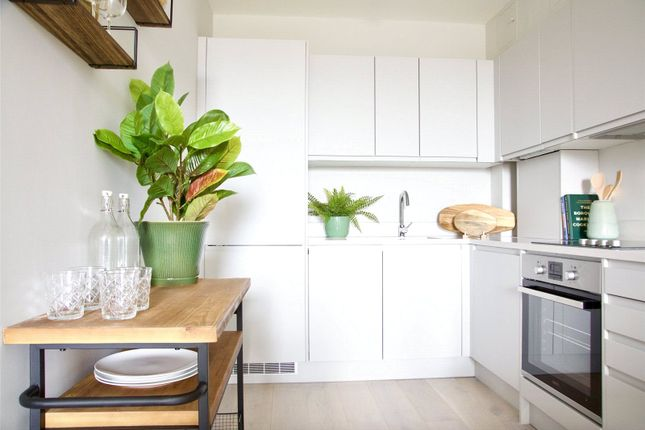 Thumbnail Flat for sale in Wotton House, 71, St Johns Road, London