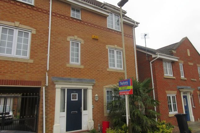 Thumbnail Terraced house to rent in Brompton Road, Hamilton