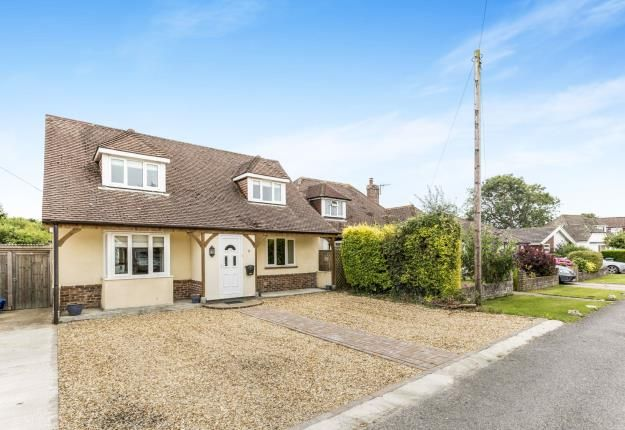 Thumbnail Detached house for sale in Grafton Avenue, Felpham, Bognor Regis, West Sussex