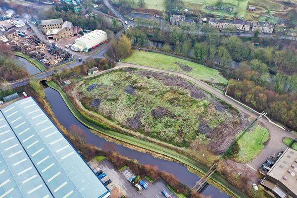 Thumbnail Land for sale in Land At, Colne Bridge Road, Huddersfield