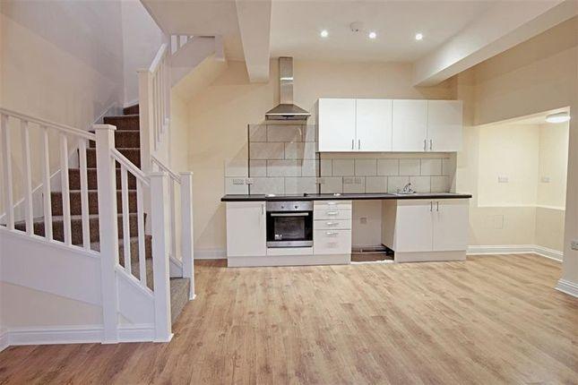 Thumbnail Terraced house to rent in Polebarn Gardens, Polebarn Road, Yarnbrook, Trowbridge
