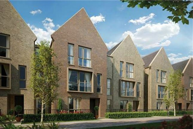 Thumbnail Town house for sale in Kestral Rise, Trumpington, Cambridge